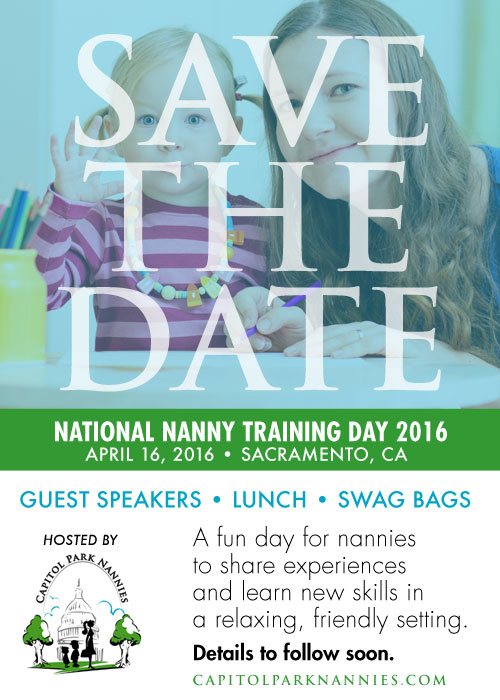 National Nanny Training Day 2016 Sacramento