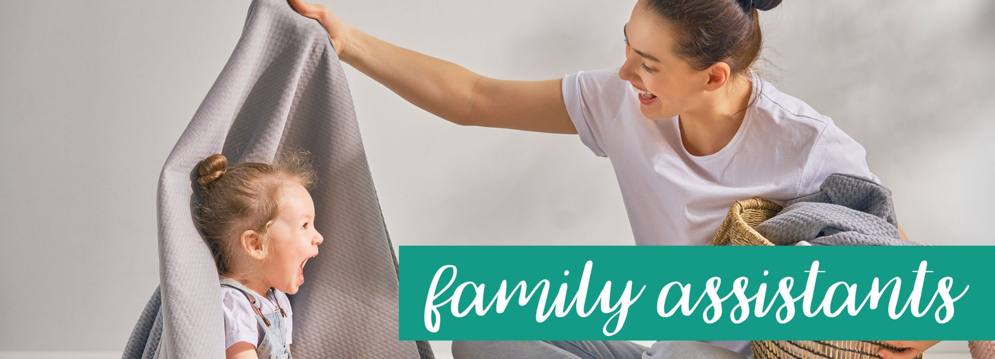 Family Assistant placement services from Capitol Park Nannies, Sacramento-based Nanny Agency